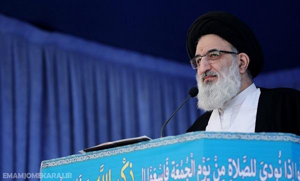 نیروهای ارزشی و ولایی به کسی اهانت نمیکنند/انقلاب اسلامی به دنبال سلاح هستهای نیست