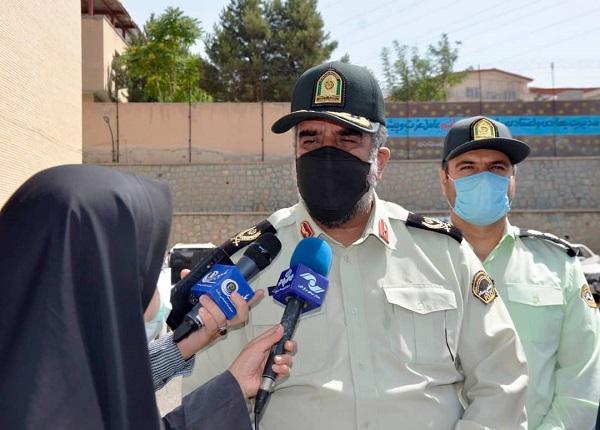 کشف ۱۰۰ میلیاردی اموال سرقتی در استان البرز