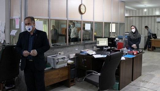 ادارات البرز تعطیل نیستند/ رعایت ۹۷ درصدی پروتکلهای بهداشتی