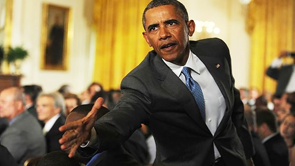 پیشبینی عجیب اوباما در سال ۲۰۱۴ از شیوع یک بیماری + فیلم