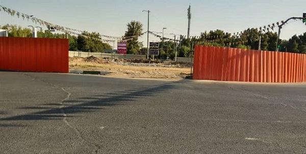میدان جمهوری کرج چهارراه میشود