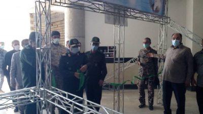 افتتاح بزرگترین مرکز واکسیناسیون کرونا در کرج