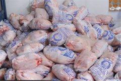 توزیع ۳۰۰ تن مرغ منجمد با هدف تنظیم بازار در البرز