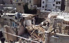 رسیدگی فوری به واحدهای مسکونی آسیبدیده در حادثه انفجار گاز