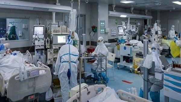 بیمارستانها دیگر جای خالی ندارند