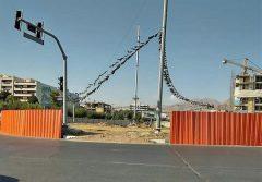 توقف زیرگذر جمهوری، دلیل جدال با مرگ درختان/ پروژه ایی که به سرانجام نرسید