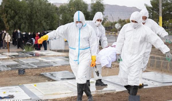 رکورد جدید از مرگ و میر کرونا در البرز ثبت شد