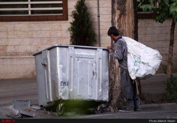 حذف سبدهای زباله از جلوی خانههای مردم