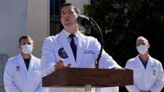 پزشک ترامپ: رئیسجمهوری مشکل تنفسی ندارد