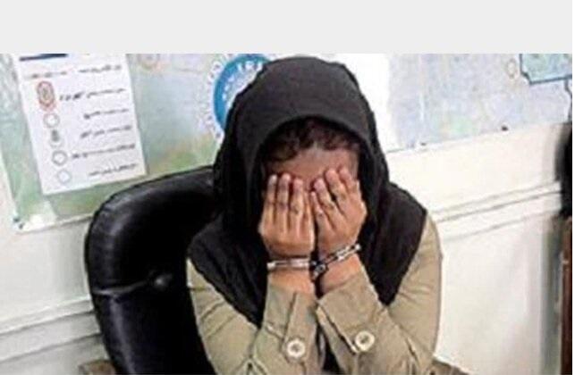 دختری  ۱۸ ساله پدر خود را به قتل رساند