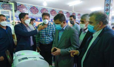 حضور مردم  شریف البرز ارتقا اقتدار و امنیت بیش از پیش کشور را فراهم کرده است