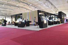 """چراغ """"یکتا افروز"""" در بیستمین نمایشگاه بین المللی صنعت برق تهران روشن شد"""
