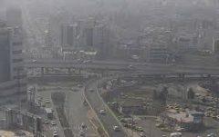 آماده باش تمامی پایگاههای اورژانس البرز به خاطر آلودگی هوا