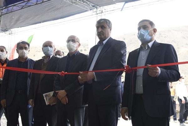 ۲۵۰۰ کیلومتر راه روستایی در کشور به میزبانی طالقان افتتاح شد