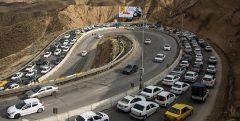 بیش از ۲۱ میلیون تردد در جاده های استان البرز ثبت  شده است