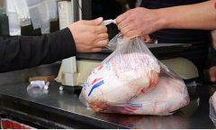 مرغ ۱۸ هزار و ۵۰۰ تومانی در البرز توزیع می شود