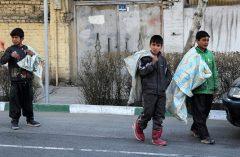 ۷۰ درصد کودکان کار در کشور و به ویژه شهر کرج اتباع غیر ایرانی هستند