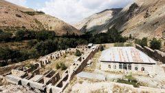 کاخ تاریخی شهرستانک مرمت میشود