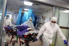 ۲۸ نفر در اثر کرونا در البرز جان باختند
