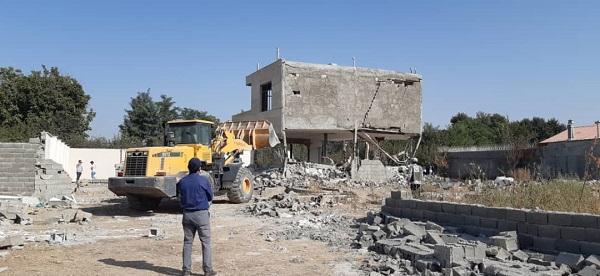 آزادسازی ۲۰۷ هکتار از اراضی تغییر کاربری یافته در ساوجبلاغ و نظرآباد
