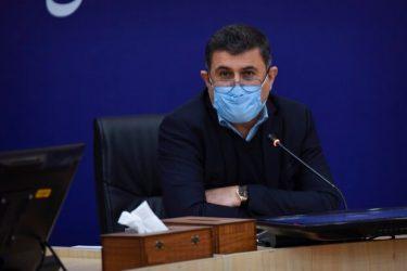 ایجاد مخزن های آب برای تامین و توزیع آب شرب مردم البرز به جد در دستور کار قرار گرفت