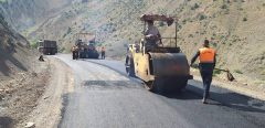 اجرای بهسازی و روکش ۳۷ کیلومتر از راههای روستایی البرز