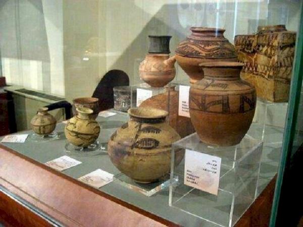 مرمت اموال فرهنگی تاریخی موجود در مخزن البرز در دستور کار قرار گرفت