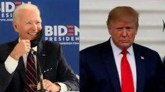 اطمینان بایدن به پیروزی خود در انتخابات آمریکا