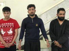 اعضای باند سارقان به عنف در البرز دستگیر شدند