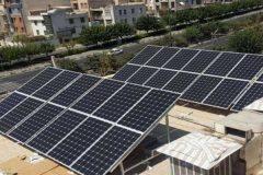 ساختمان شورای شهر کرج پایلوت استفاده از انرژی خورشیدی شود