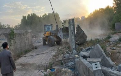 آزادسازی ۳۷ هکتار از اراضی تغییر کاربری یافته «کردان»