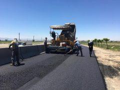 روکش آسفالت ۵۷ کیلومتر از راههای اصلی و فرعی استان البرز