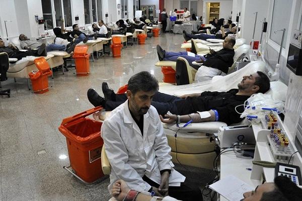 کرونا زلزله نیست/حضور تدریجی اهداکنندگان خون تا پایان زمستان ضروری است