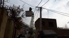 طی اقدامی جهادی برخی معابر شهر از روشنایی کافی برخوردار شد