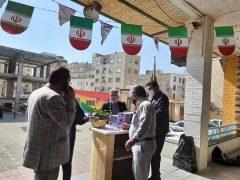 توزیع ۲۰۳ دستگاه تبلت اهدایی خیرین اتاق بازرگانی البرز به دانش آموزان استان