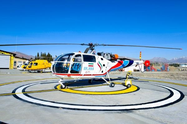 تولید بالگرد یکی از شاخصهای مهم برنامه توسعه فناوری در کشور است
