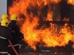 اتصالی برق منجر به آتش سوزی ۱۰ منزل روستایی شد