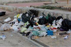 طرح جمع آوری سطل های زباله ناقص است