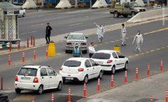 به پلاکهای تهران و کرج اجازه خروج از جاده چالوس داده نمیشود