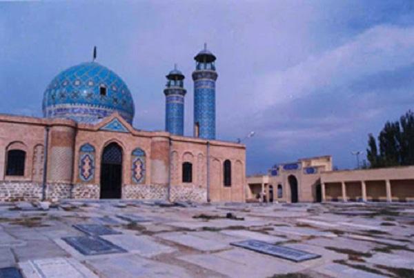 توضیح اوقاف درباره دریافت هزینه جدید از خریداران قبر در امامزادگان شاخص البرز