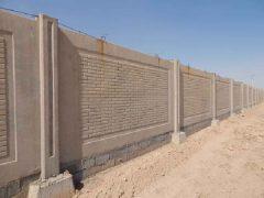شهر کرج در محاصره دیوارهای بتنی